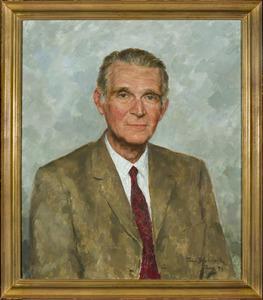 Portret van Aurel Ladislaus Franz Heinrich Ernst zu Ortenburg (1927-2001)