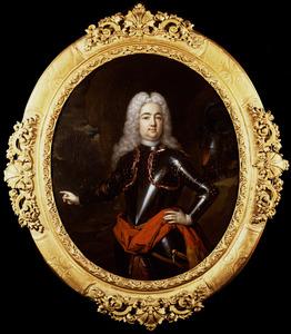 Portret van Jan Theodoor Philibert van Kretschmar ( -1730)