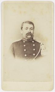 Portret van Suffridus Salverda (1838-1893)