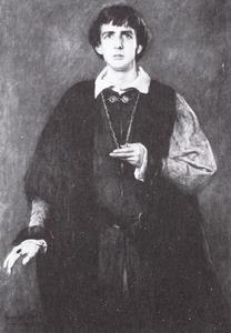 Portret van Eduard Rutger Verkade (1878-1961)