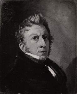 Portret van Jan Hendrik van Lennep (1825-1897)