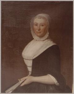 Portret van Eva Sterringh (?-1760)