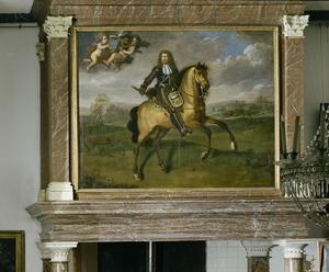 Ruiterportret van Friedrich Wilhelm von Brandenburg, de Grote Keurvorst