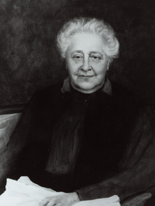 Portret van Maria Elisabeth Enschede (1860-1936)