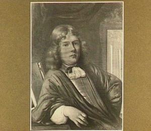 Portret van Melchior Maashoeck