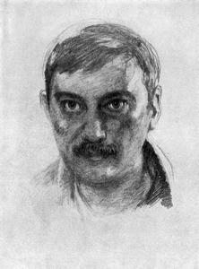 Zelfportret van Willem Witsen (1860-1923)