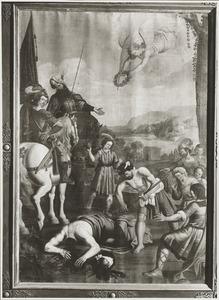 De onthoofding van de Apostel Paulus  (Legenda Aurea)
