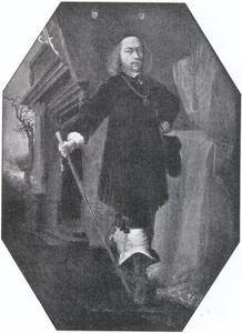 Portret van Otte Krag (1611-1666)