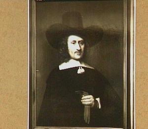 Portret van een man uit het geslacht Merens