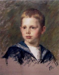 Portret van Frans Teding van Berkhout (1883-1942)