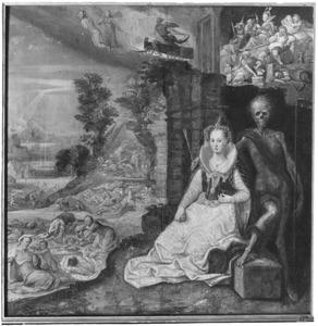 Allegorie van de Zonde die ten verderve leidt
