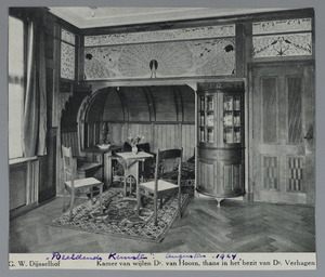 Kamer van Dr. van Hoorn