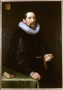 Portret van Nicolaes Gael (1565-1638)