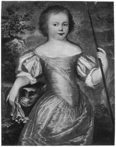 Portret van Cornelis Verheye (1666-1697)