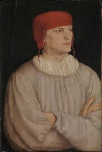 Portret van Leonhard von Eck