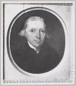 Portret van Johannes Castendijk (1748-1808)