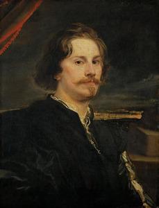 Portret van Pieter Soutman (?-1657)
