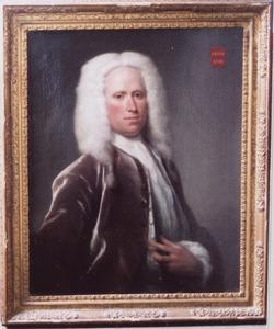 Portret van Adriaan van der Does