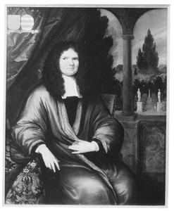 Portret van Isaac Lamorey (1627-1708)