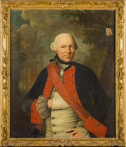 Portret van Alexander Schimmelpenninck van der Oye (1727-1794)