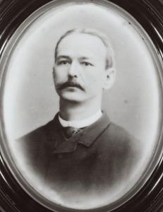 Portret van Henri L. Kusky (1852-1885)