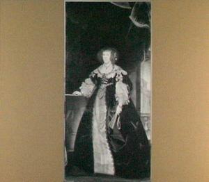Portret van Cäcilia Renata, koningin van Polen (1611-1644)