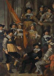 Het korporaalschap van kapitein Albert Bas en luitenant Lucas Conijn