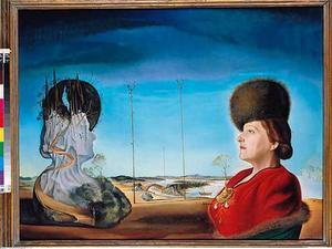 Portret van Isabella Tas (1887-1973)