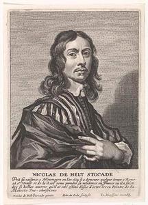 Portret van Nicolaes van Helt Stockade (....-1669)