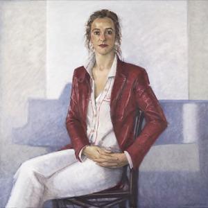 Portret van Saskia Mees