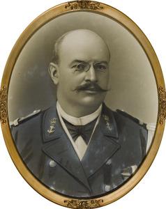 Portret van Anna Marius Post Uiterweer (1863-1938)