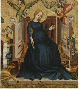 Maria in verwachting