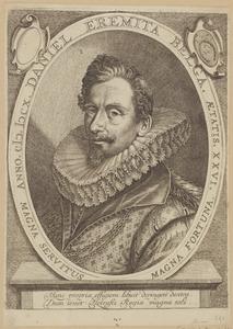 Portret van Daniel Eremita (1584-1613)
