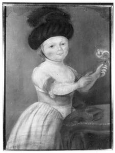 Portret van waarschijnlijk Quirina Jacoba Johanna Gerlacius (1775-1846)