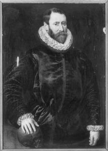 Portret van Jacob Bas (1536- )
