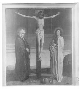 De kruisiging (het Cervara-Altaar)