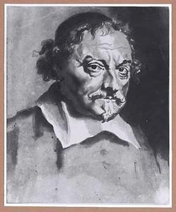 Portret van Joost van den Vondel (1587-1679)