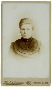 Portret van Maria Pronk (1880-1966)