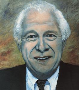 Portret van Pieter Vink (1927-2002)