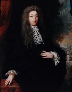 Portret van Cornelis Versluys (1655 -1720)