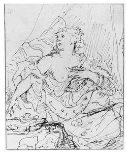Zelfmoord van Cleopatra (Plutarchus XLIV, 86)