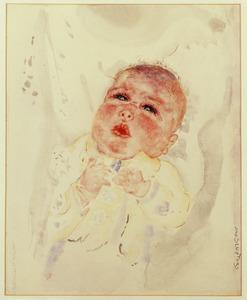 Portret van Jan Sluijters (1914-2005)