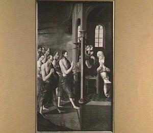 Christus verschijnt aan Maria