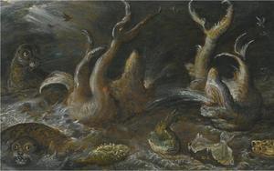 Zeewezens en zeemonsters