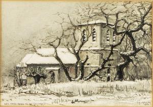 Nederlands hervormde kerk te Oosterbeek