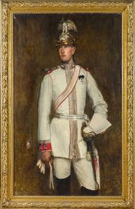 Portret van William Frederick Charles Henry van Aldenburg Bentinck (1880-1958)