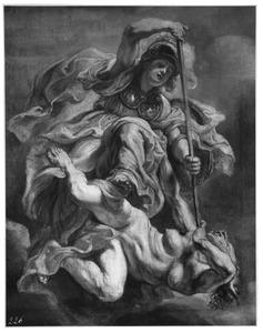 Minerva overwint de Onwetendheid