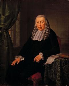 Portret van Hendrik Danielsz. Hooft (1716-1794)