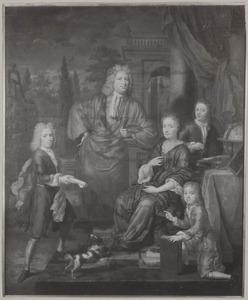 Portret van Johannes van der Kloot (1672-1749)
