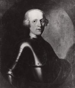 Portret van Hillegard(us) Pieter Wierts ( -1800)